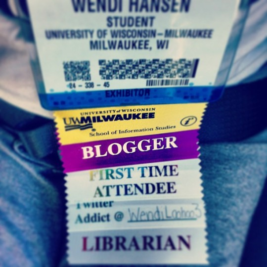 First time American Library Association Conference exhibitor and attendee. What an experience! A bookworm's mecca!